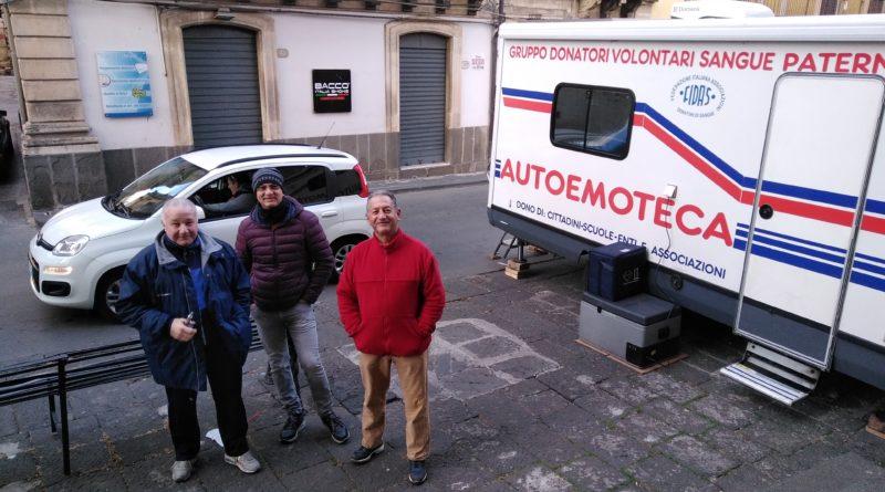 Raccolta Militello in Val di Catania 28 Gennaio 2018