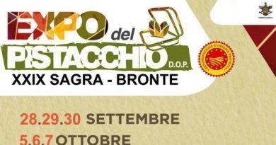 Il GDVS all'Expo del pistacchio