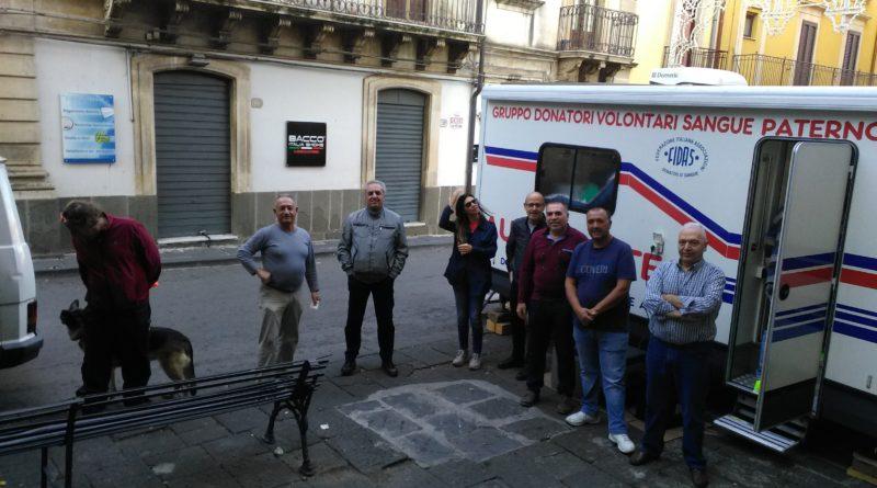 Raccolta Militello in Val di Catania 7 ottobre 2018