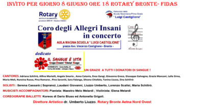 """Allegri Insani"" in concerto"
